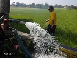 Alat Pertanian Modern : Pompa Air Irigasi