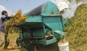 Alat Pertanian Modern : Threser